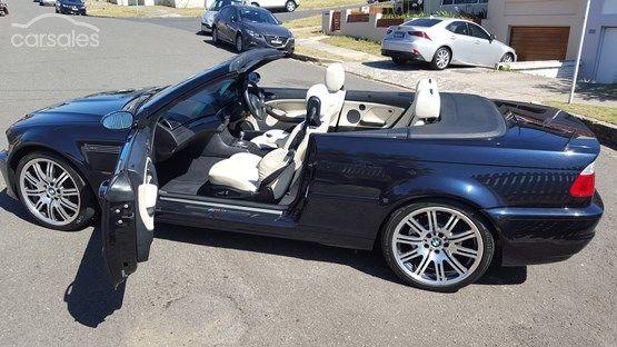2006 BMW M3 E46 Auto MY04.5-$33,000*