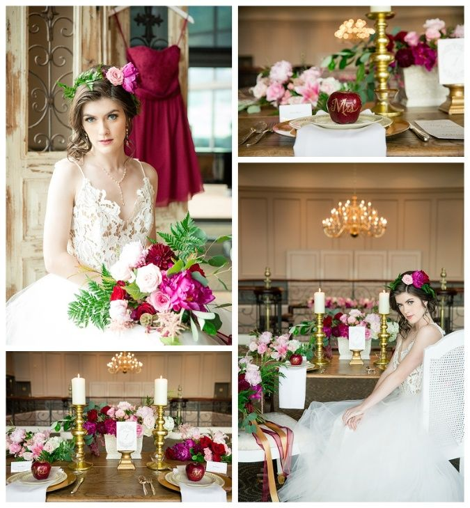 Snow White at Swaneset Golf Club » Vancouver Wedding Photography