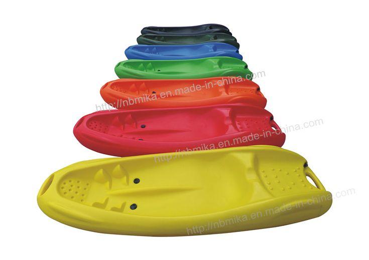 1.85m Cheap Plastic Single Ocean Kayak, Child Kayak, One Seat Kids Kayak, Children Kayak (M09)