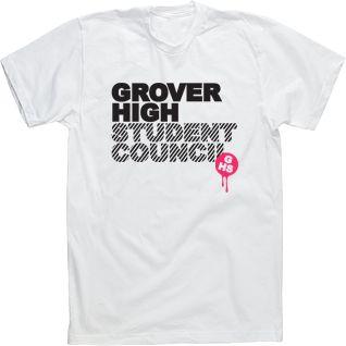 Grover High Student Council T Shirt Designs Custom Tshirts
