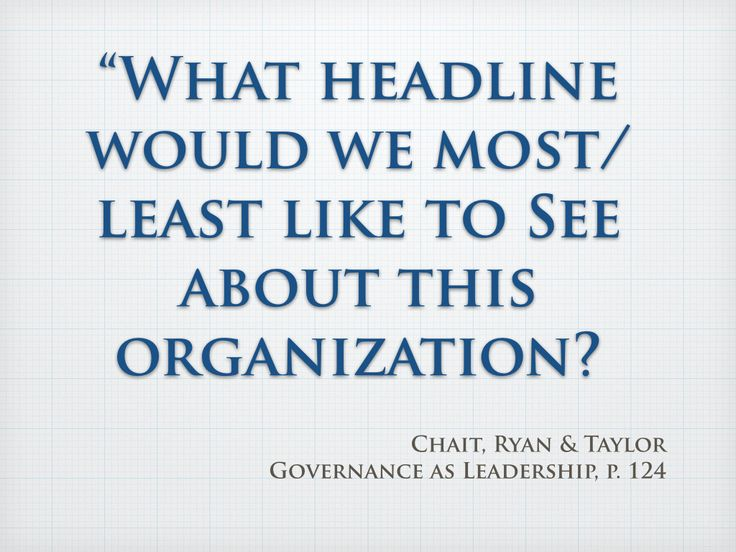 9 Best Favorite Nonprofit Governance Boards Quotes Images