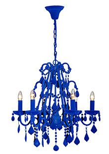 469 best blue lighting images on pinterest chandelier blue and cobalt chandelierplete with instructions on how to refinish aloadofball Image collections