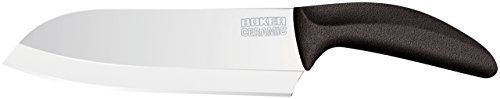 Boker 1300C4 Ceramic Santoku Knife with 7 18 in Blade White -- ** AMAZON BEST BUY **