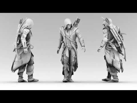 "CGI VFX Showreels HD: ""Assassin's Creed III Demo Reel"" by Jonathan Cooper - YouTube"