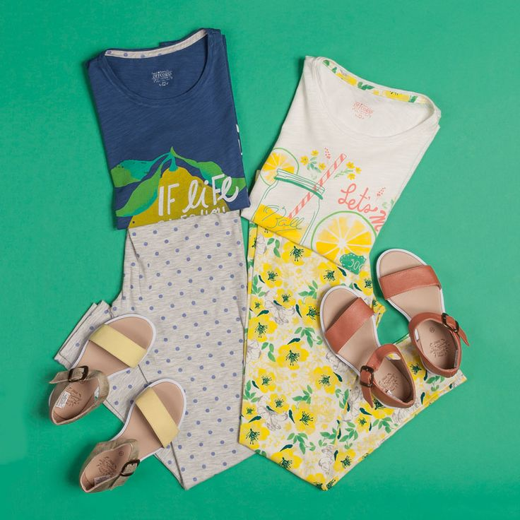 Collection inspired by acid and citric fruits for girl #lemonprint #summer #verano @OFFCORSS
