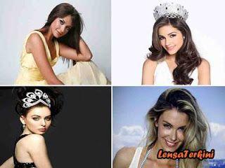 5 Pemenang Miss Universe Tercantik Dari Berbagai Negara