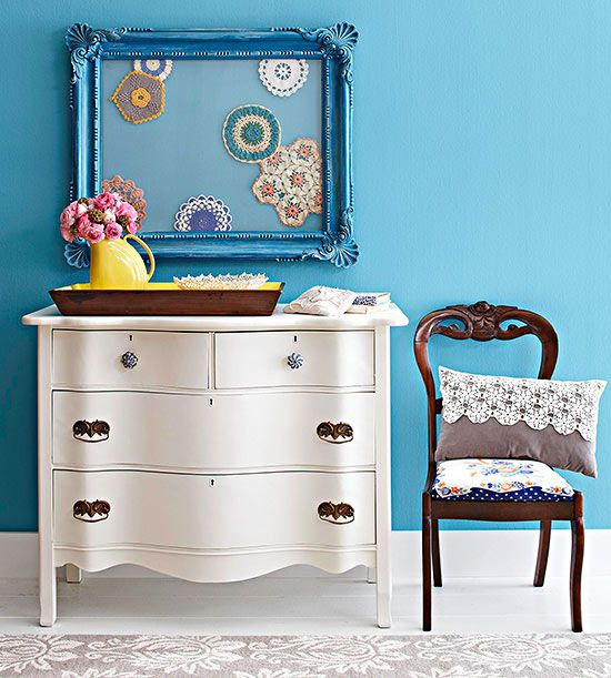 18 Flea Market Makeovers
