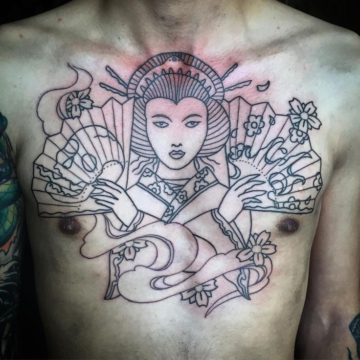 25 best ideas about japanese geisha tattoo on pinterest japanese tattoo women geisha tattoos. Black Bedroom Furniture Sets. Home Design Ideas