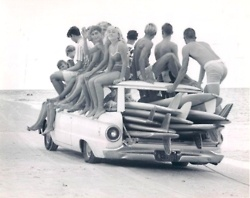 Florida fresh, 1960's.  (Alvin Lederer Collection)