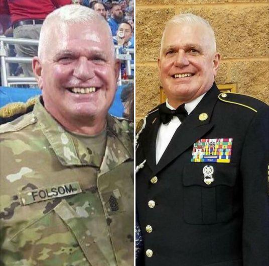 Missing Oakland County Army Veteran David Folsom