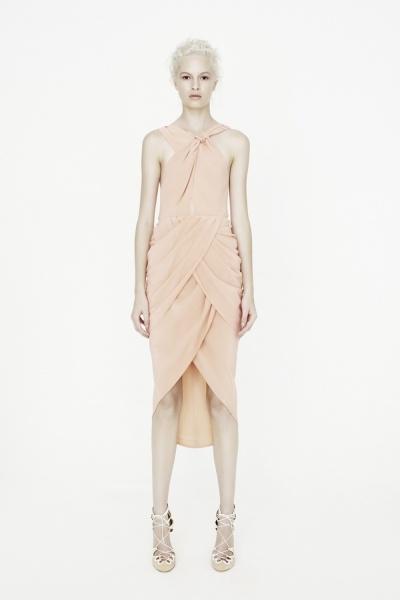 Twisted dress