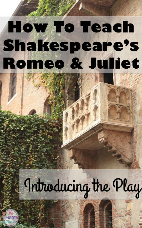 a view on the play romeo and juliet by william shakespeare A monologue from the play romeo and juliet by william shakespeare 5 (1 vote) character: prince escalus: gender: male: age range(s) adult (36-50), senior (50.