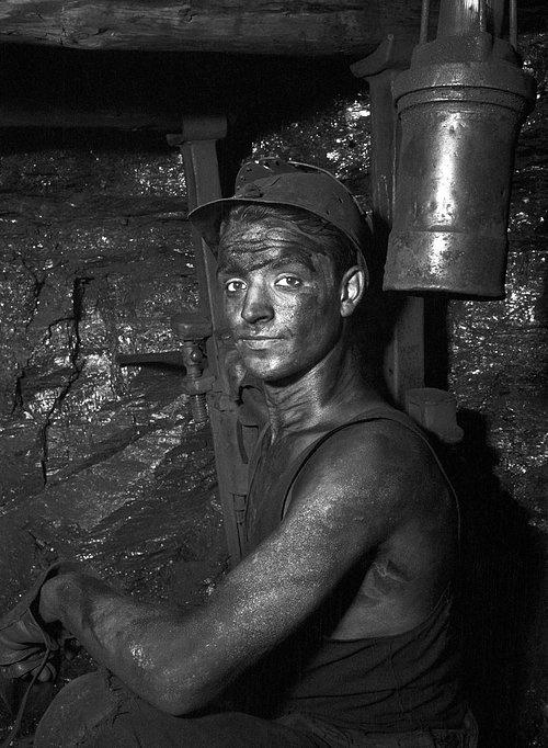 Nico  Jesse | Houwer aan het kolenfront, Oranje Nassau Mijnen, Heerlen (1952-1953)