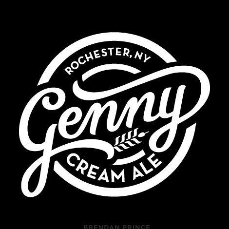 Genny Cream Ale Logo