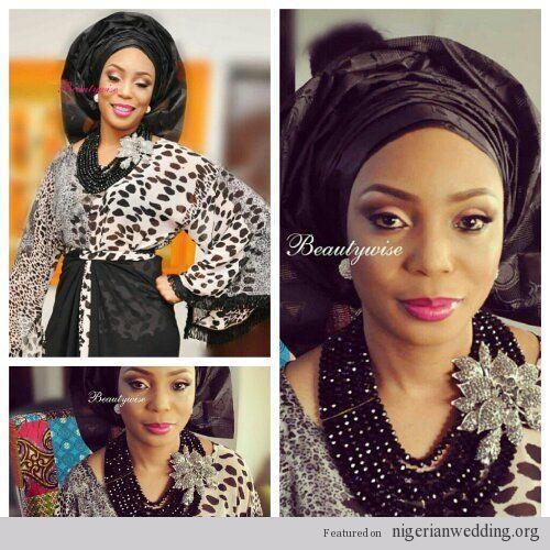 Nigerian Wedding Styles: Nigerian Wedding: Velvet, Sequins & Lace 17 Fabulous Ore