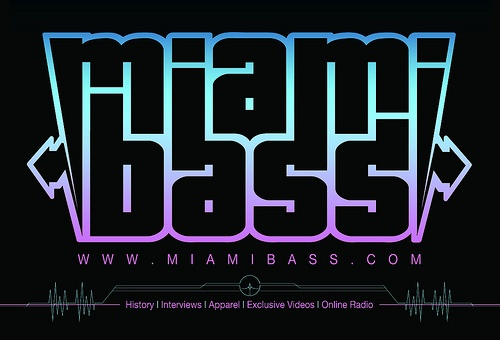 Miami Bass logo at its finest.