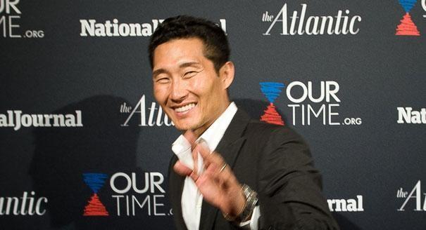 'Hawaii Five-0' Daniel Dae Kim at Atlantic Media's Making News Party   POLITICO