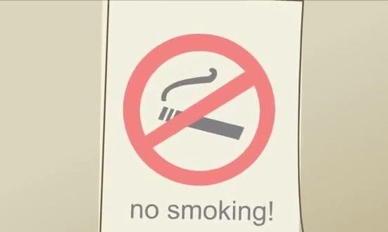 Rygning dræber: Humoristisk tegnefilm - Nicotine.dk