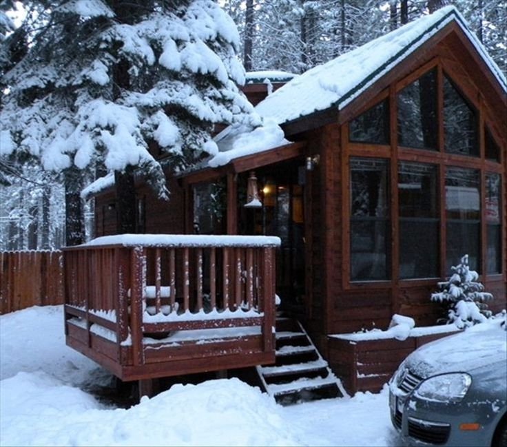 Cuddly bear cabin in South Lake Tahoe from VRBO.com $135 night