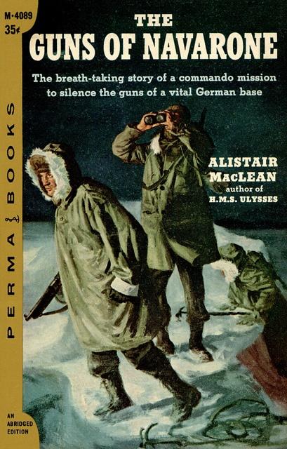 The Guns of Navarone, Alistair Maclean