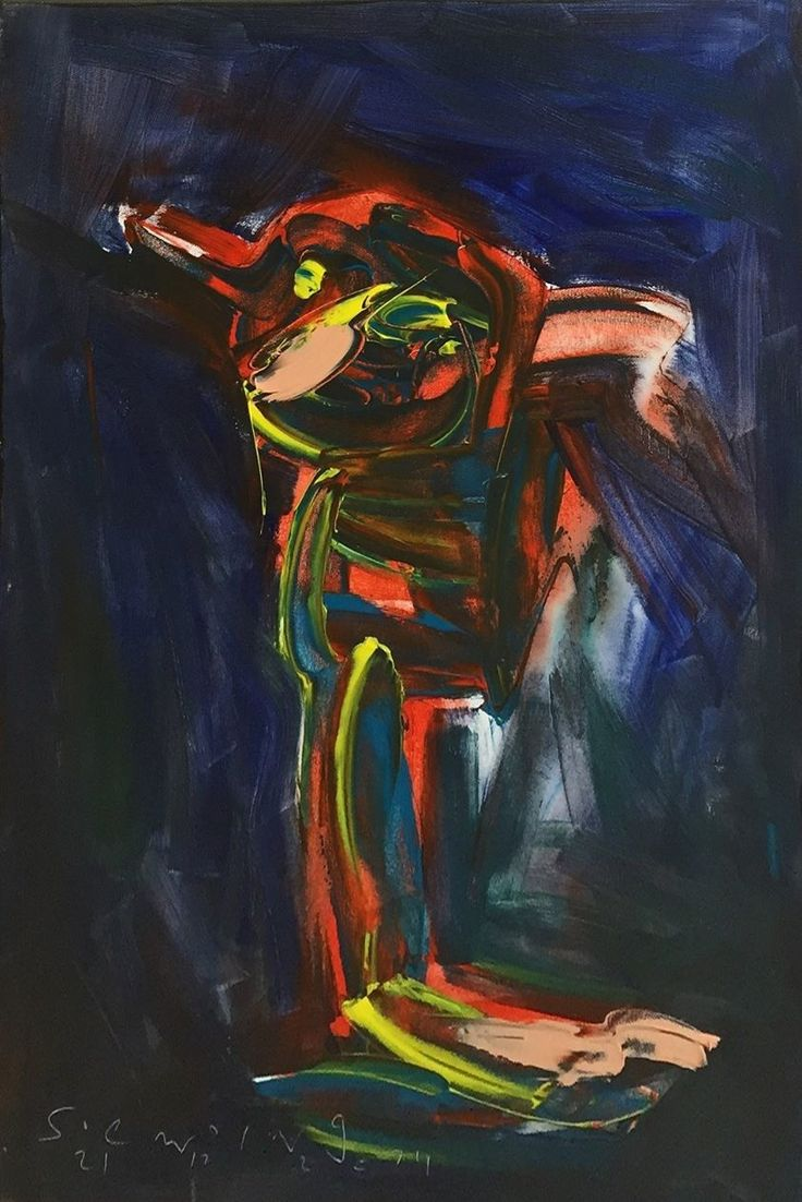 Soe Naing  Born 1961, Myanmar Prolific abstract painter Based in Yangon     I discovered Soe Naing's work through Nawaday Tharlar Gallery, run by Yangon-based curator Pyay Way. What immediately struck me about the work was its sense of...