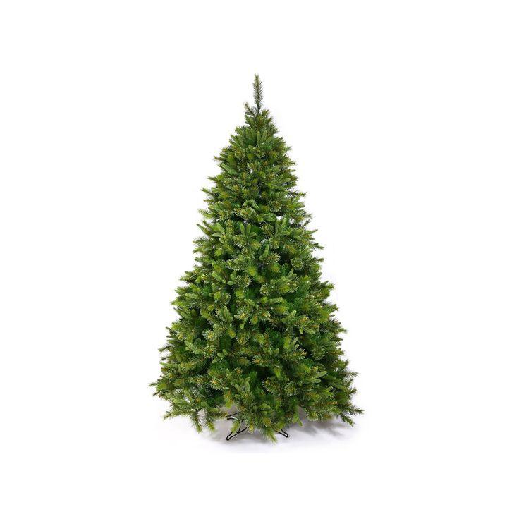 Vickerman 7.5-ft. Cashmere Slim Artificial Christmas Tree, Green