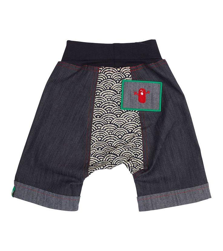 Esky Short, Oishi-m Clothing for kids, Summer  2017, www.oishi-m.com