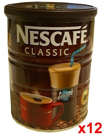 Nescafe Instant Coffee, CASE, 12x200g * Read more details by clicking on the image.