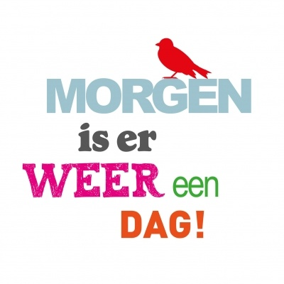 Morgen (© WWW.NUMMERACHT.NL)