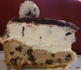Cookie Dough Ice-Cream Cake... Faiths Birthday Cake?