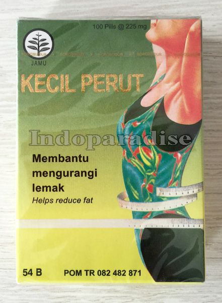 Help to reduce fat and decrease body weight. #Jamu #Herbalremedies #WeightLoss #Slimming