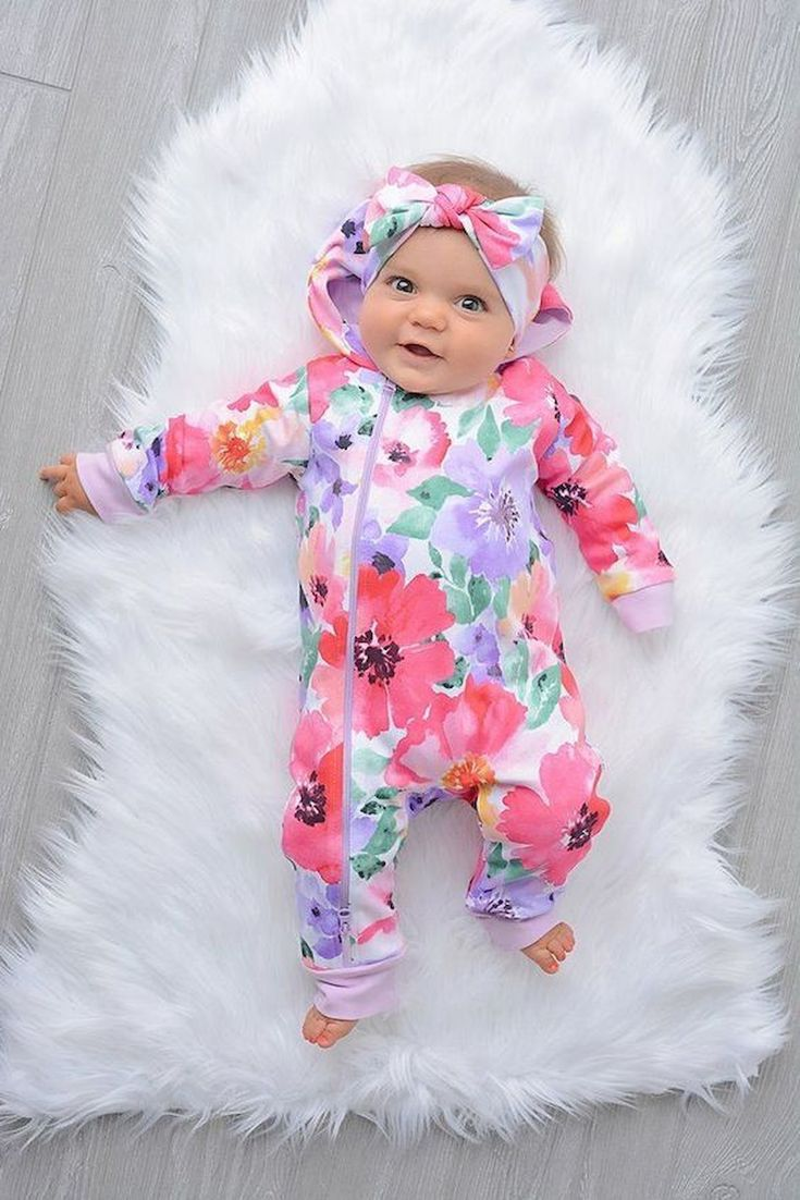 60 Cute Newborn Baby Girl Clothes – baby gifts