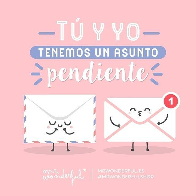 Sí, sí, tú. No te escondas… #mrwonderfulshop #felizlunes  You and me have unfinished business. That's right, you. Don't go hiding away …