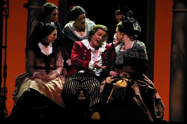 """OPERA REVIEW: 'Barber of Seville' at the Lyric Opera of Chicago 4 stars; Of all the great operatic comedies, """"The Barber of Seville"""" has led a particularly charmed life at Lyric Opera, beginning with the company's very first season."""