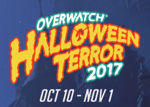 Overwatch Halloween Terror Event has Started - Geek News Central The Overwatch Halloween Terror 2017 event started on October 10 2017 and will end on November 1 2017. Some pieces of the event had been leaked prior to its start day. Blizzard Entertainment now has a page full of official information about it.  For the next three weeks were celebrating the spookiest time of the year with a seasonal event. Expand your collection of seasonal-themed items and relieve a chilling tale in our PVE…