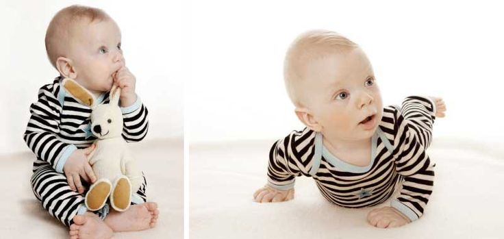 Naaipatroon lief en praktisch baby rompertje voor 0 tot 9 maanden