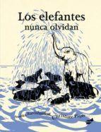 Los búfalos salvaron al bebé elefante y lo criaron como uno de ellos hasta que creció. En el río, un día coincidieron los búfalos y los elefantes. ¿Con quién se irá?