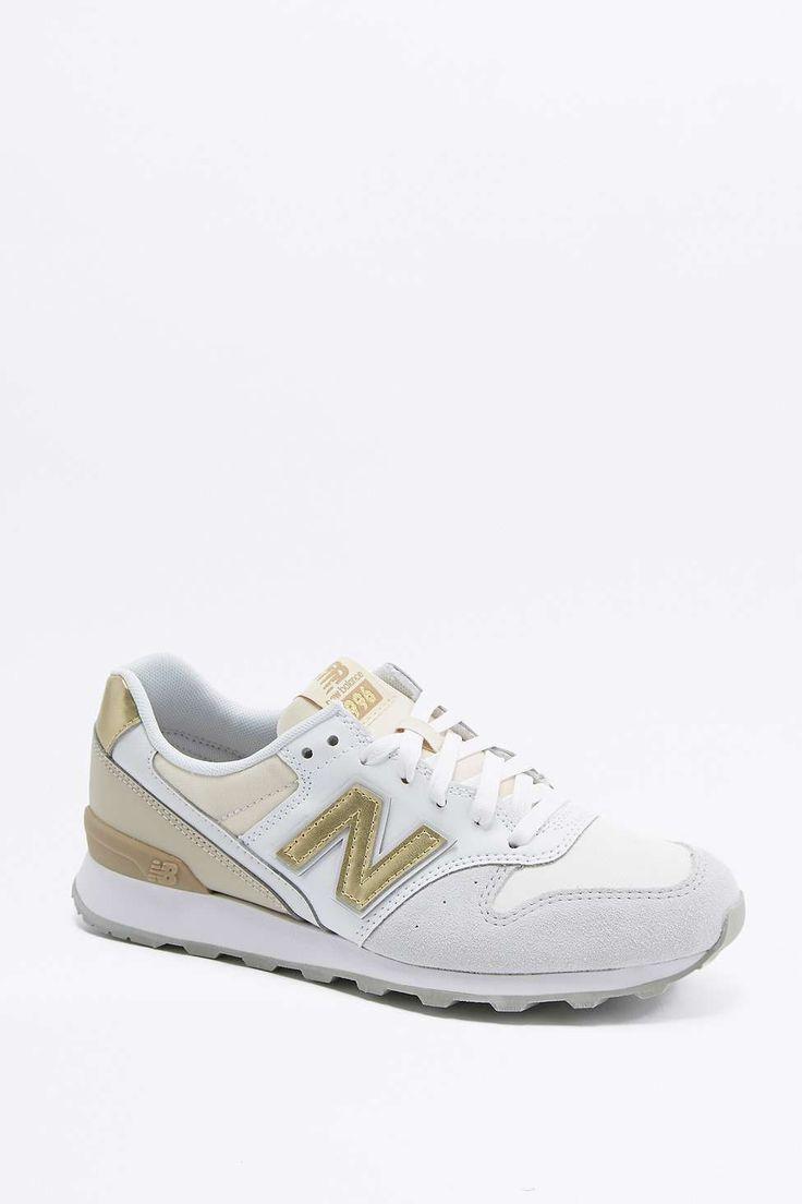 996 SYNTHETIC NUBUCK PATENT DETAILS - CHAUSSURES - Sneakers & Tennis bassesNew Balance 2MZ4hubdI