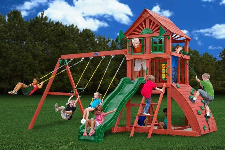 39 best Playsets images on Pinterest