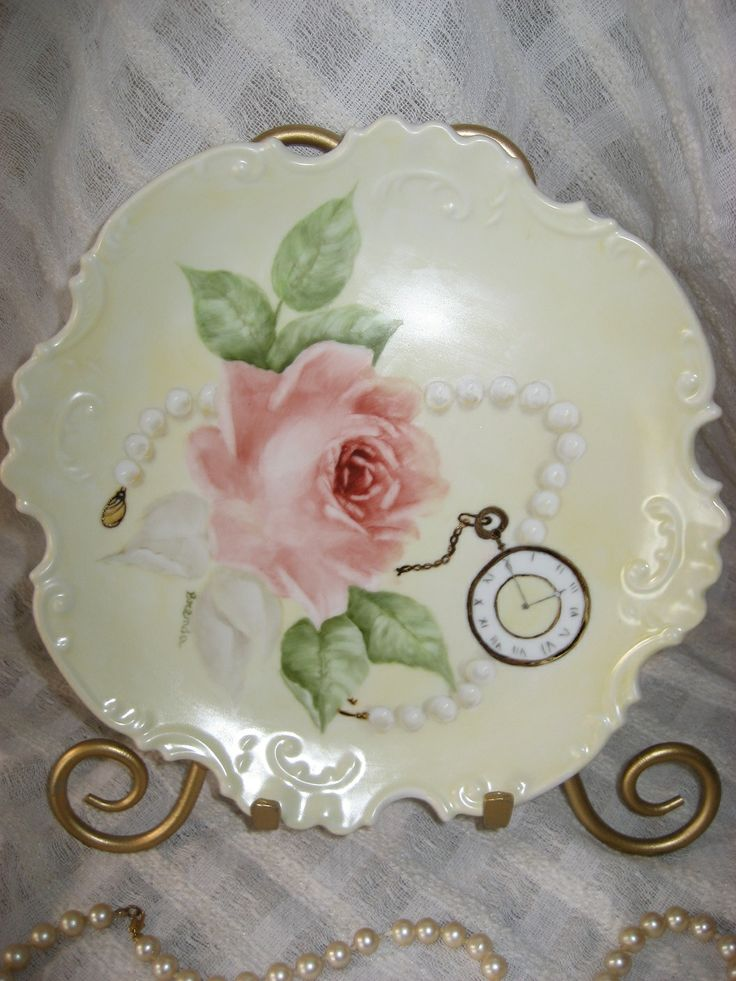 159 best images about Porcelain Plates etc. on Pinterest ...