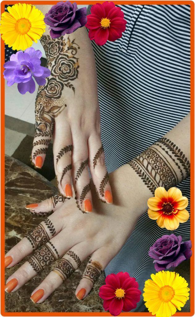 8 Simple and Expert Tips for Deep and Rich Karwachauth Mehendi Color