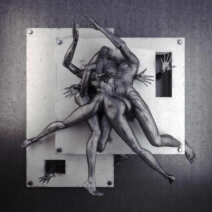 Adam Martinakis digital art: Cassandra complex - 2011
