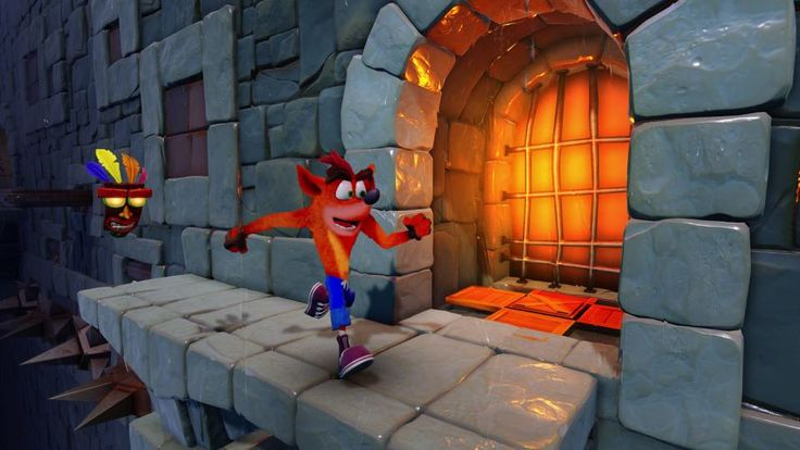 Crash Bandicoot N. Sane Trilogy's Stormy Ascent Level Trailer and Screens - http://www.entertainmentbuddha.com/crash-bandicoot-n-sane-trilogys-stormy-ascent-level-trailer-and-screens/