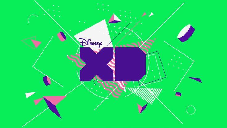 Disney XD Worldwide Rebrand ny 2veinte