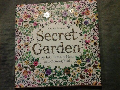 My Version Of Johanna Basfords Secret Garden Cover