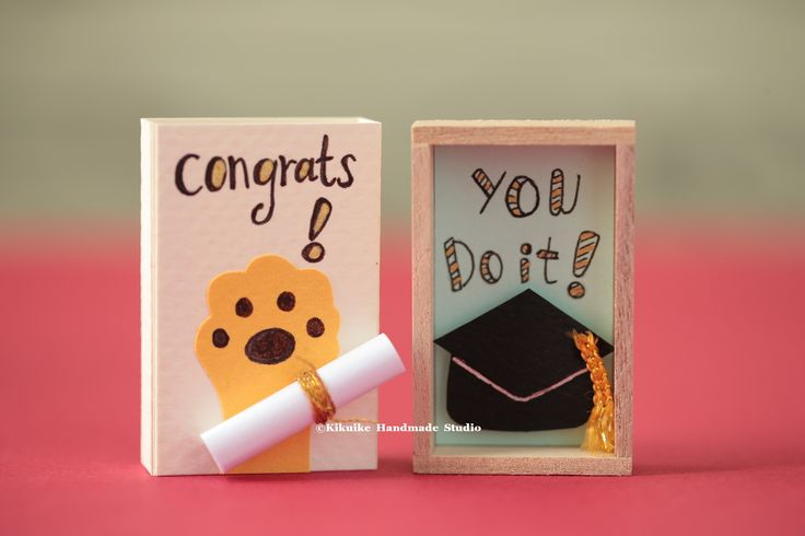 Graduation card,congratulations card,matchbox card,class of 2018,college grad gift,high school graduation,congrats card,graduation gift. #giftideas #unique #handmadecard #custom #GreetingCards #matchboxmessage #funnycard #miniaturescard #Graduationcard #congratscard #newgradscard #graduationgift #kikuikestudio
