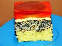 Kulinarne odsłony pati: Ciasto z delicjami