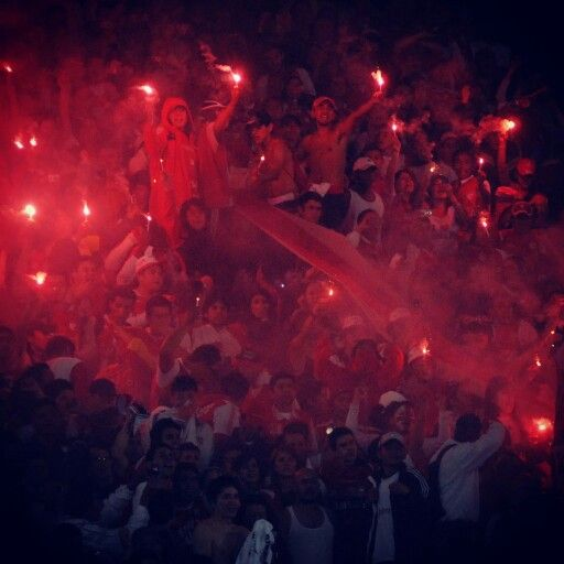 Independiente Santa Fe tu hinchada te ama !!!