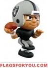 """Raiders Lil' Teammates Series 3 Quarterback 2 3/4"""" tall"""