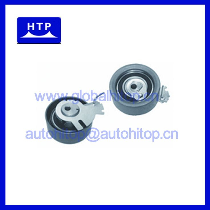 High Performance Auto Diesel Engine parts Belt Tensioner pulley assy for PAYKAN sw 206 307 cc CR3309